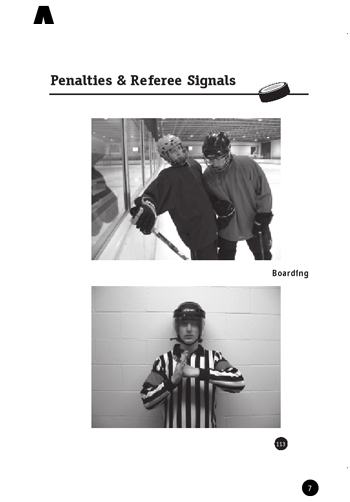 Penalties and Referee Signals